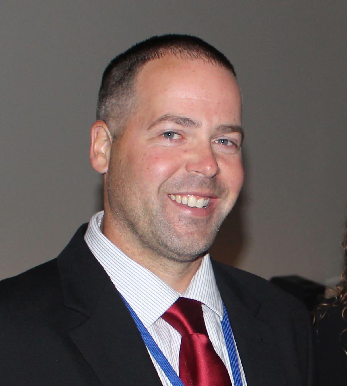 Head-shot of Ben Gleason, One Water delegate and Iowa Corn representative