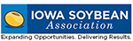 Iowa Soybean Association logo, Iowa Agriculture Water Alliance founder