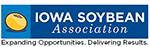 Iowa Soybean Association logo, Iowa Agriculture Water Alliance founder