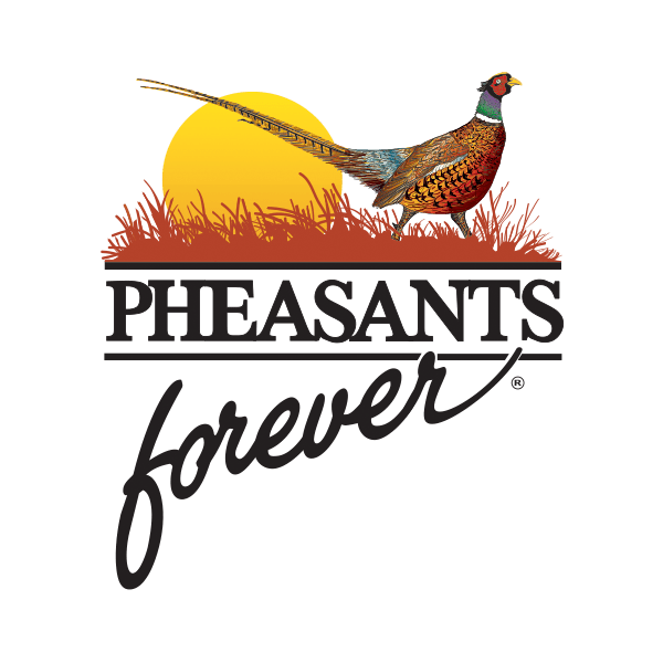 Pheasants Forever logo (IAWA partner for conservation and profitability)