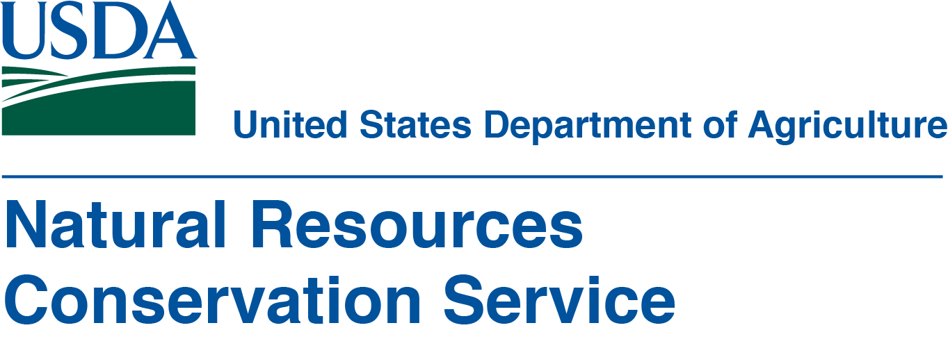 Logo of the United States Department of Agriculture, a partner of the Regional Conservation Partnership Program with IAWA