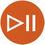 Orange Conservation Conversation Icon