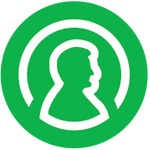 """Green icon for """"Conservation and Profitability"""""""