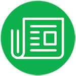 Green Spotlight Story Icon